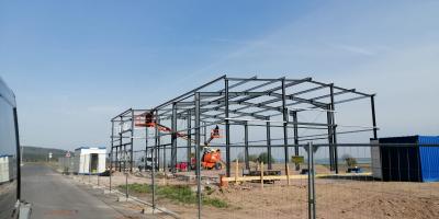 Neubau in Bad Salzungen - Thüringen! Auf über 5.000 m² finden Sie dann eine große Auswahl an Baumaschinen, Arbeitsbühnen, Gabelstaplern und Minibaggern zur Miete und zum Kauf. Bis dahin finden Sie Krüger Lift Thüringen / Hessen, in BaSa Ulmenstr.
