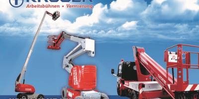 Krüger Lift - Neuer Standort in Bad Salzungen - Wir sind umgezogen! Mieten Sie jetzt Arbeitsbühnen, Gabelstapler, Baumaschinen, Teleskopstapler, Bagger, Radlader uvm. auf über 5.000 Quadratmetern in Bad Salzungen.